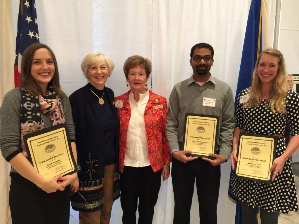 Scholarships Federated Garden Clubs Of Ct