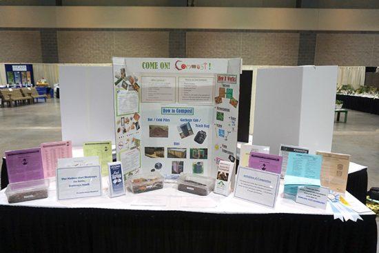 2018 CT Flower Show Educational Exhibit Photo